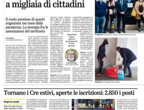 Le comunità più attive di Brescia